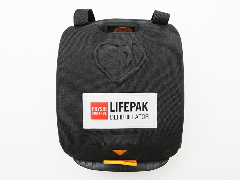 AED(ライフパックCRプラス)