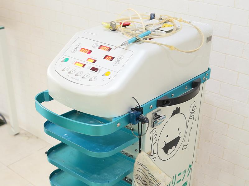 歯科用レーザー「ストリーク(ST-2)」
